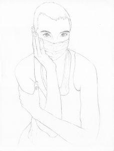 Portraits 2020 - Loghman - Anna_Katharina_Scheidegger, artiste