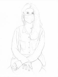 portraits 2020 - Loghman - Aurore Laurent, réalisatrice