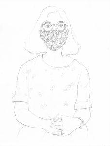 portraits 2020 - Loghman - Caroline Attia, réalisatrice