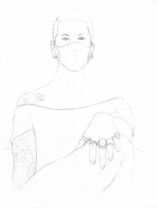 portraits 2020 - Loghman- Julien_Davila, musicien
