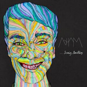 Pochette du premier EP de ADhAM, ...Seeking Something
