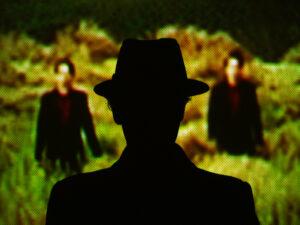Sebastien Loghman à l'exposition Spring Show de la San Francisco Art Institute