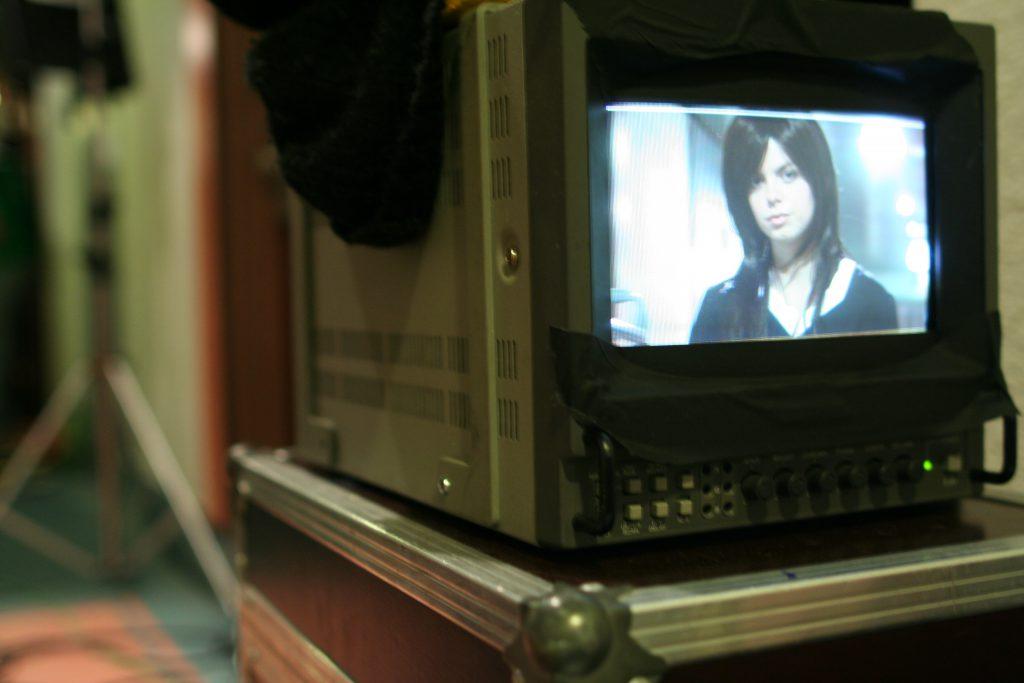 tournage du film Je ne connais pas d'Alice de Sebastien Loghman
