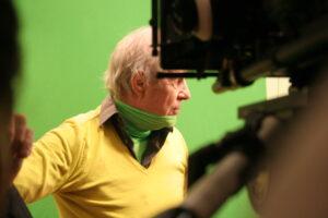 Tournage de Puzzle 3D, un film en relief (stéréoscopie) de Sebastien Loghman produit par La Géode
